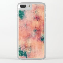 Patches Clear iPhone Case