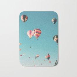 Hot Air Balloon Ride Bath Mat