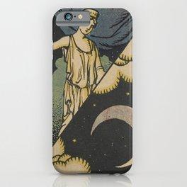 Lune Moon iPhone Case