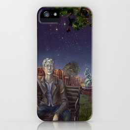 Drystan iPhone Case