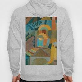 """Paul Klee """"Temple Gardens 1920"""" Hoody"""