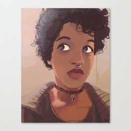 tbd Canvas Print