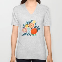 Fruit Shower Unisex V-Neck