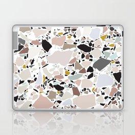 Terrazzo Pattern II. Laptop & iPad Skin