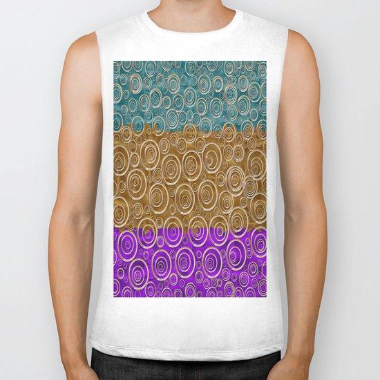 The Bohemian,Starry Night Biker Tank