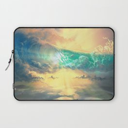 Sky Breaker Laptop Sleeve