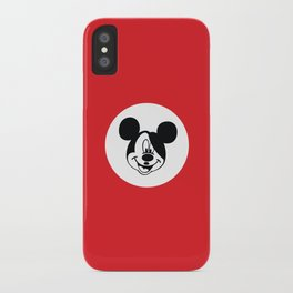 Genosse Mouse iPhone Case