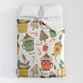 HOT COCOA Comforters