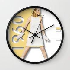 1960's Wall Clock