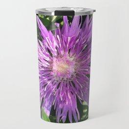 Purple Aster Travel Mug