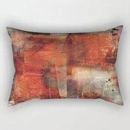 Rust Rectangular Pillow