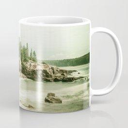 Acadia National Park Maine Rocky Beach Coffee Mug