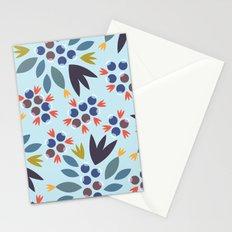 Blueberry 2 Stationery Cards