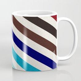 Modern Rainbow Pattern Coffee Mug