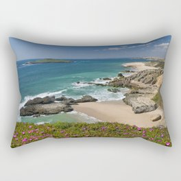 Costa Vicentina coastline, Portugal Rectangular Pillow
