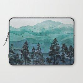 Mountains II Laptop Sleeve