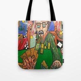 EL BUFON Tote Bag