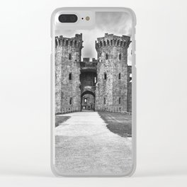 A Symbol of Power Clear iPhone Case