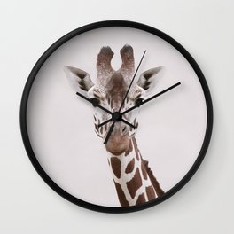 GIRaFFE Wall Clock