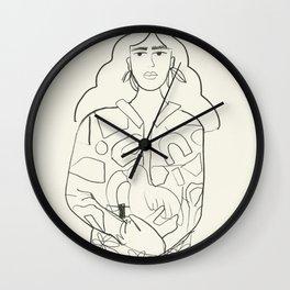 Am I Free Now? Wall Clock