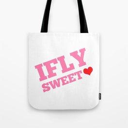 IFLY Sweetheart Tote Bag