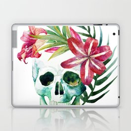 Skull 10 Laptop & iPad Skin