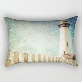 Guide Me Home Rectangular Pillow