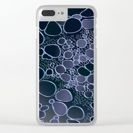 Abstract digital work 5 Clear iPhone Case