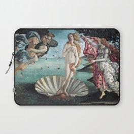 The Birth of Venus, Sandro Botticelli Laptop Sleeve