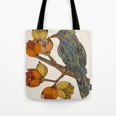 Bravebird Tote Bag