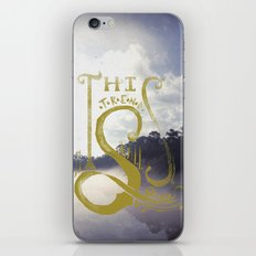 This Trend Shall Pass iPhone & iPod Skin