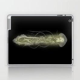 Glowing Jellyfish Laptop & iPad Skin