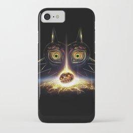Majora's Mask Operation Moonfall iPhone Case