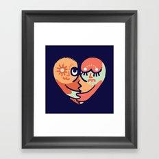 Heart #1 Framed Art Print