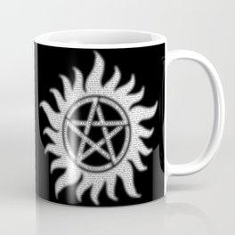 Carry On Supernatural Pentacle Coffee Mug