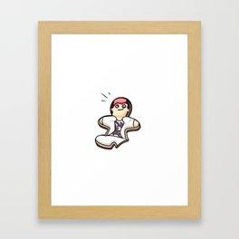 Cookie Dun Framed Art Print