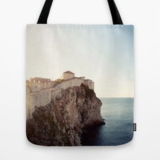 On the Wall Tote Bag