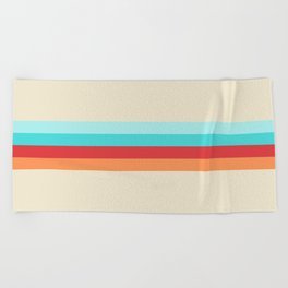 Vintage T-shirt No2 Beach Towel