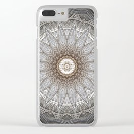 flor arabica Clear iPhone Case