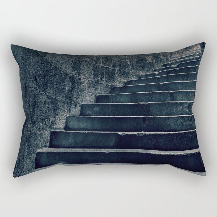 Stairway to Heathens Rectangular Pillow