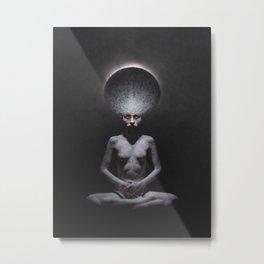 Tiamat v.3 Metal Print