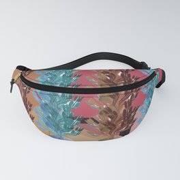 Modern Topiary Fanny Pack