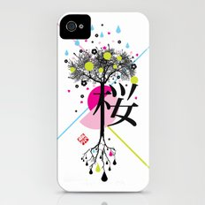 sakura ki Slim Case iPhone (4, 4s)