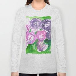 Roses Long Sleeve T-shirt
