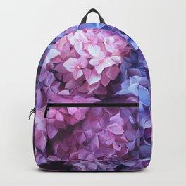 Hydrangeas Backpack