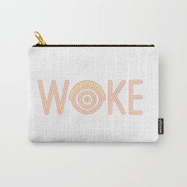 Woke Carry-All Pouch