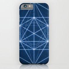 Sacred geometry / Minimal Hipster Symbol Art iPhone 6s Slim Case