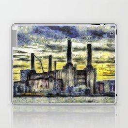 Battersea Power Station Art Laptop & iPad Skin