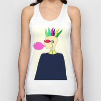 punk Tank Tops featuring punk by Sproot