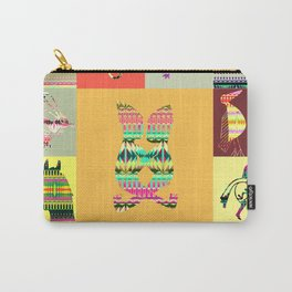 Indian patchworks63 Carry-All Pouch